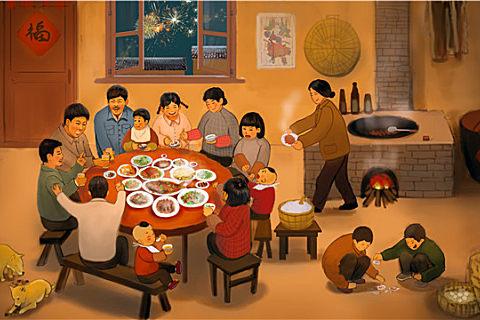 除夕为什么要吃饺子?大年三十包饺子的讲究