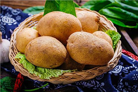 黄心土豆和白心土豆的区别