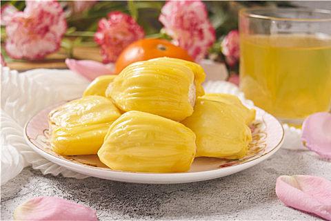 菠萝蜜的核怎么吃