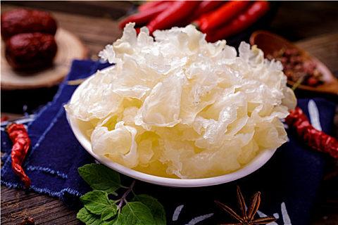 吃绣球菌的作用好处