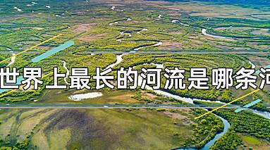 世界上最长的河流是哪条河