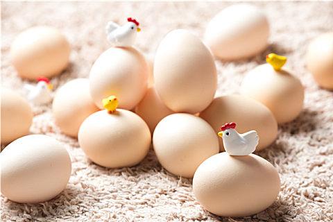 无抗鸡蛋和普通鸡蛋的区别