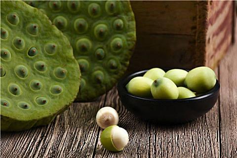 中药莲子和普通莲子的区别 新鲜莲子怎么吃?