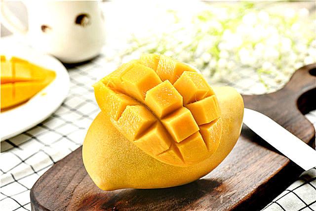 芒果一天吃多少合适?过量食用芒果的危害,不可不知